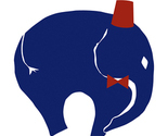 Starrelephant_bowtie_with_fez__blue_elephant__smrgb_thumb