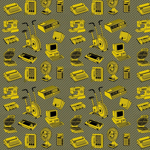 tech (yellow)