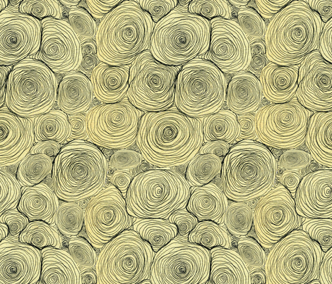 swirls fabric by weezey on Spoonflower - custom fabric