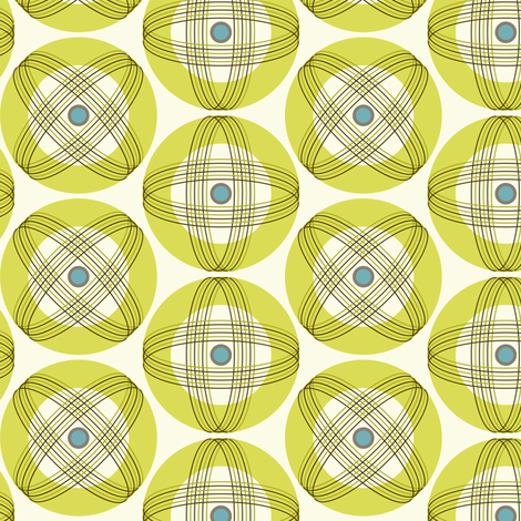 Into Orbit fabric by heatherdutton on Spoonflower - custom fabric