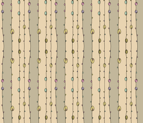tree_buds_layout_lab_ fabric by phatsheepfabrics on Spoonflower - custom fabric
