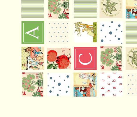 Susanna fabric by betsychilds on Spoonflower - custom fabric