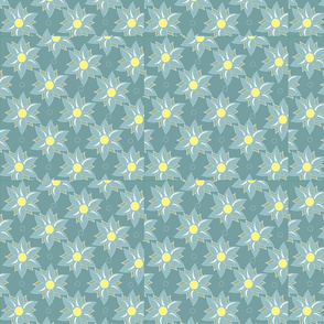 fabric_design_copy_flowers_repeat_with_circles