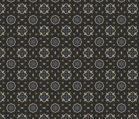 Elemental Mystique Dual fabric by dreamwhisper on Spoonflower - custom fabric