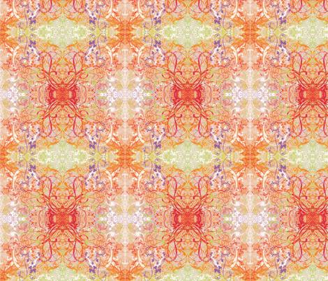 floralmess1 fabric by heatherharrisbrady on Spoonflower - custom fabric