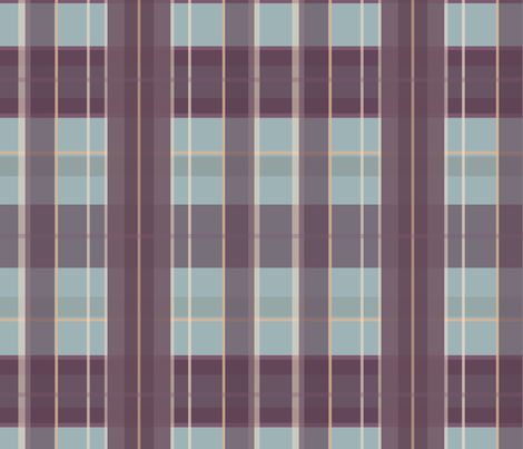 plaid fabric by dreamwhisper on Spoonflower - custom fabric