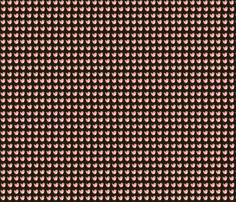 Dove_in_pink_and_brown fabric by greatfulthread on Spoonflower - custom fabric