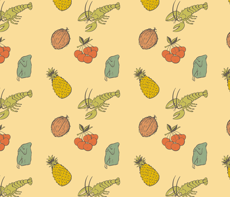 fabric_swatch fabric by pigeoncircus on Spoonflower - custom fabric