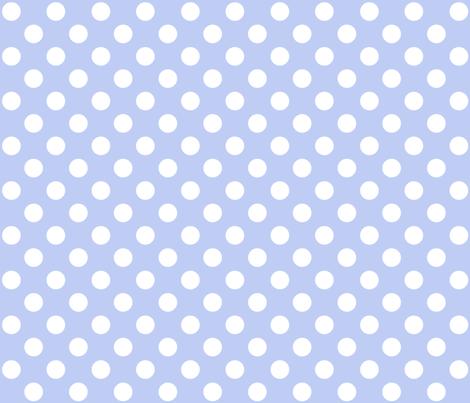 polkadotzBW fabric by ink on Spoonflower - custom fabric