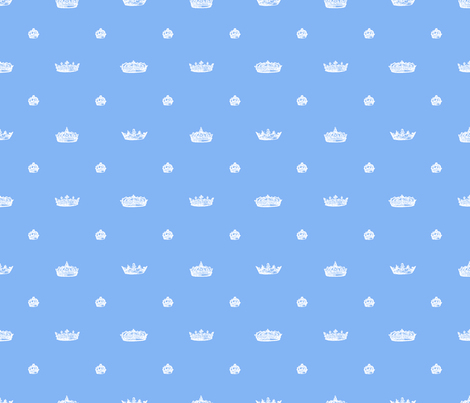 Regal Repeat (Rotate) fabric by leighr on Spoonflower - custom fabric