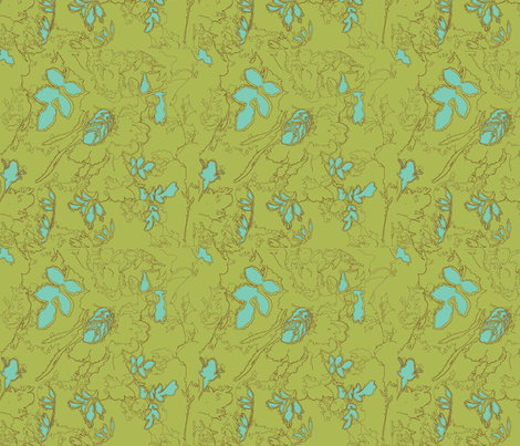 Field-Ornate fabric by occorb on Spoonflower - custom fabric