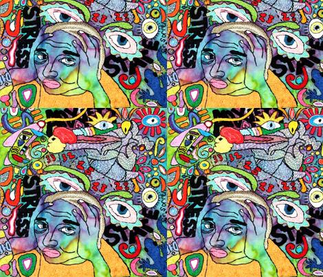 my_aching_head_300-2 fabric by srsorrell on Spoonflower - custom fabric