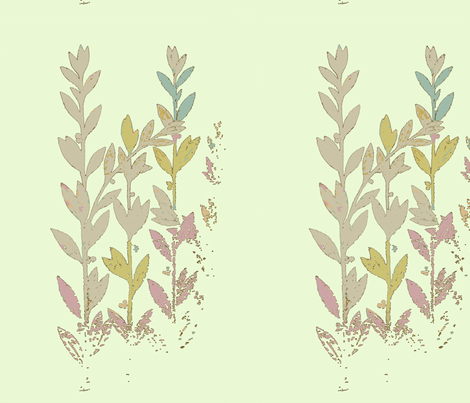 colorleaves3 fabric by nissap on Spoonflower - custom fabric