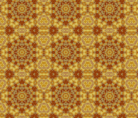 Emperor_s_SunFlower_tile_edited-32_large_edited-29 fabric by dreamwhisper on Spoonflower - custom fabric