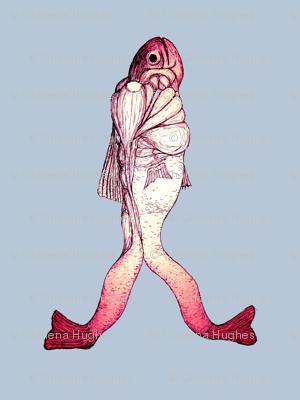 Fish-head