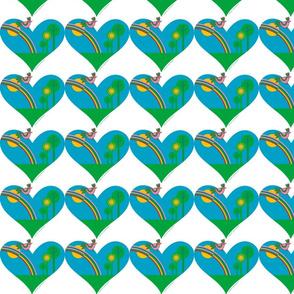 Rainbow-Bird
