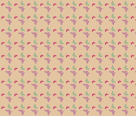 sweet_fly fabric by snork on Spoonflower - custom fabric