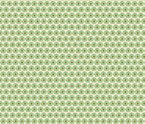 Favorite Flower fabric by katty on Spoonflower - custom fabric