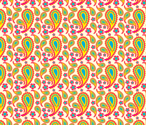 paisleypatt fabric by mysteek on Spoonflower - custom fabric