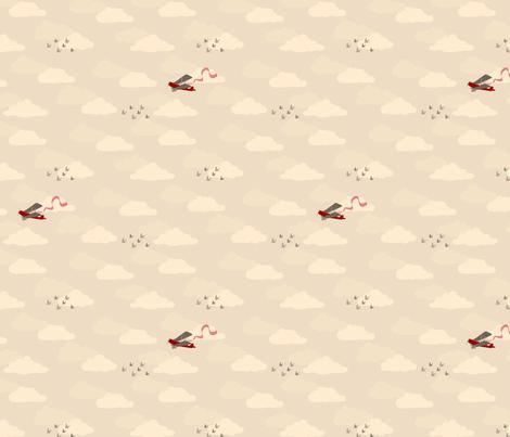 amelia fabric by troismiettes on Spoonflower - custom fabric