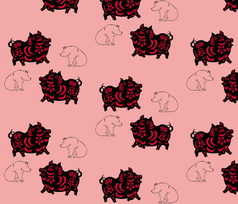 Squee! fabric by nalo_hopkinson on Spoonflower - custom fabric