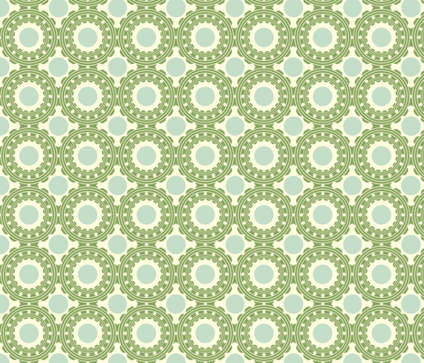 Roundy fabric by katty on Spoonflower - custom fabric
