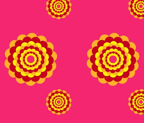 Floral2 fabric by mycreativeinc on Spoonflower - custom fabric