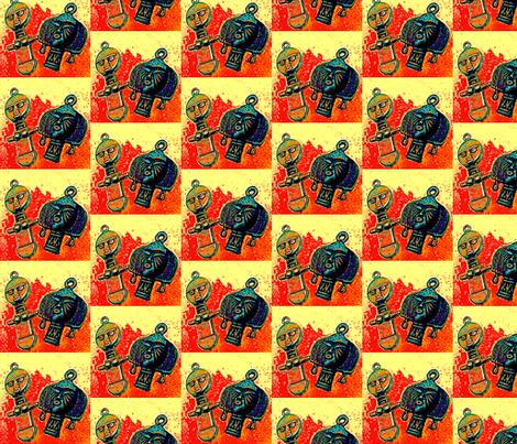 Akua-ba fabric by nalo_hopkinson on Spoonflower - custom fabric