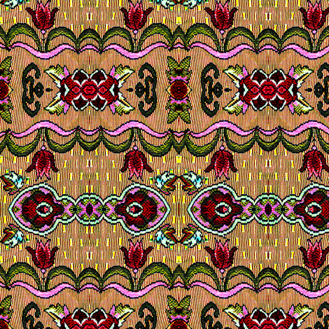 Tapestry fabric by nalo_hopkinson on Spoonflower - custom fabric
