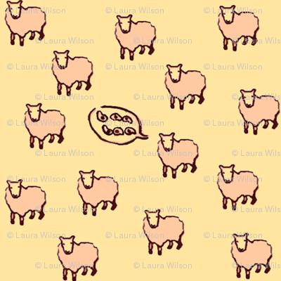 baa baa pink sheep