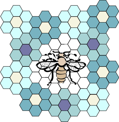 honeybee_flower1b_aqua_copy