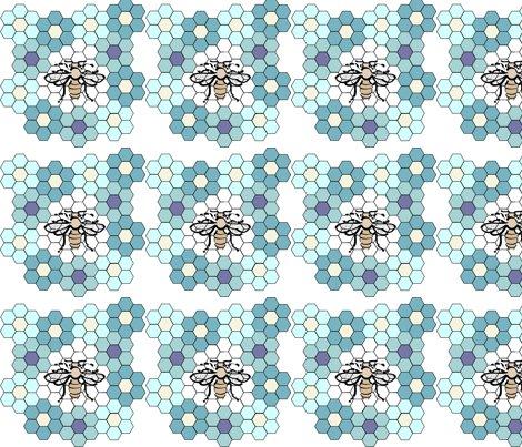 Honeybee_flower1b_aqua_copy_ed_shop_preview