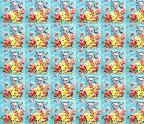 cloth__paper_scissors_004 fabric by peggy_gatto on Spoonflower - custom fabric