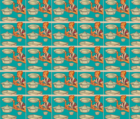 Nummy fabric by nalo_hopkinson on Spoonflower - custom fabric