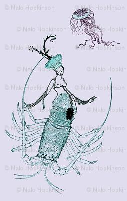 Chimeric Mermaid