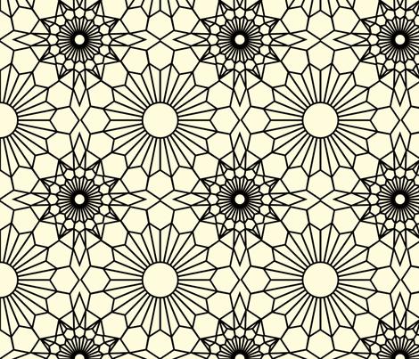 screen_pattern fabric by bleach on Spoonflower - custom fabric
