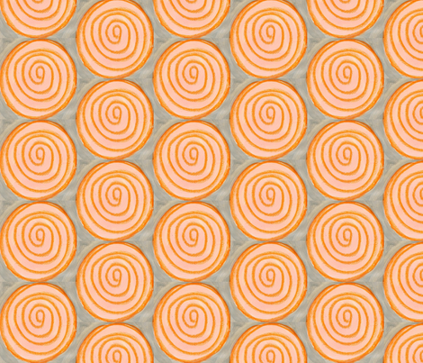Bongo Swirls fabric by joybea on Spoonflower - custom fabric