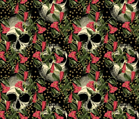 Rskulls-in-the-garden_black-pink_shop_preview