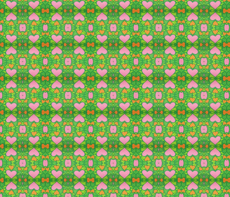 sjuttityg2 fabric by snork on Spoonflower - custom fabric
