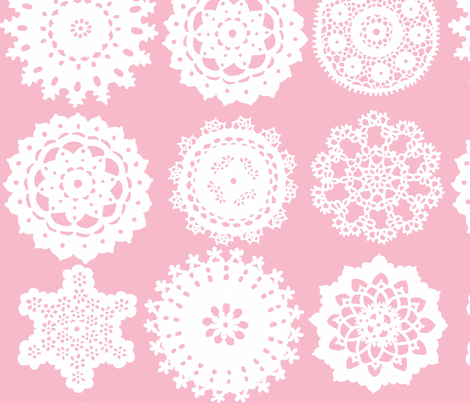 granny_doilies fabric by lfntextiles on Spoonflower - custom fabric