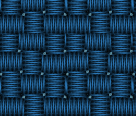 coiled