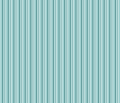 aqua-stripe fabric by andtwinsmake5 on Spoonflower - custom fabric