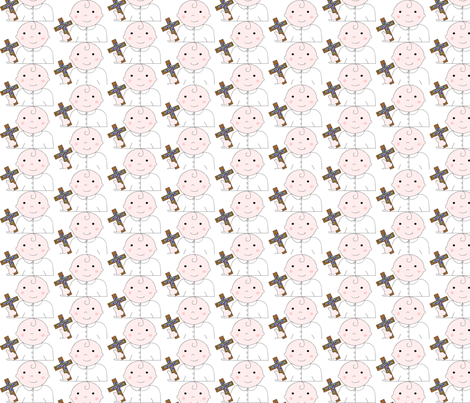baptism-boy fabric by andtwinsmake5 on Spoonflower - custom fabric