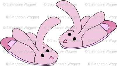 bunny-slipper