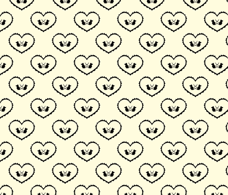 mouse circus fabric by trollop on Spoonflower - custom fabric