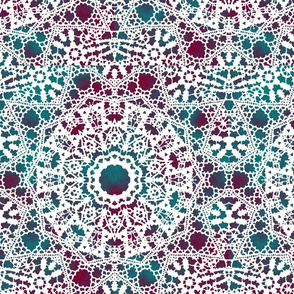Lace in colors