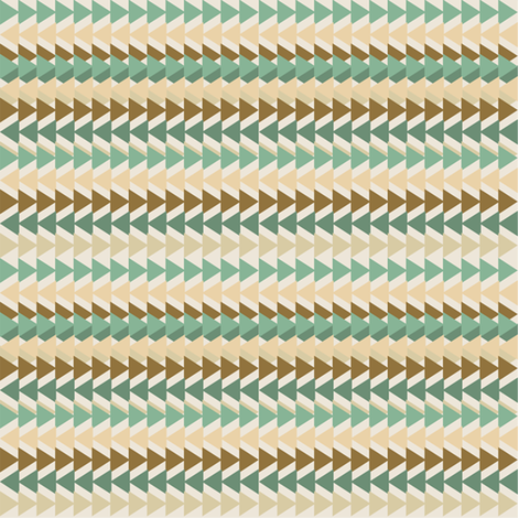 Atomic Retro Arrows fabric by cherie on Spoonflower - custom fabric