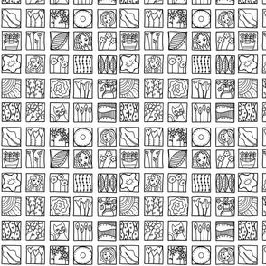 Mini Art Squares