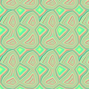 Wobble in Neon Green