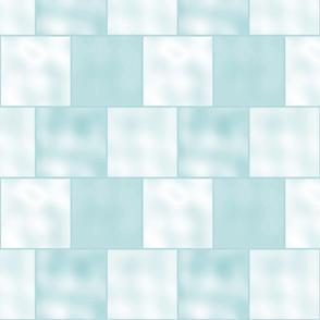 Squares in Aqua